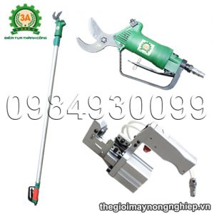 Bộ dụng cụ cắt ghép cành 3A (loại sử dụng khí nén)
