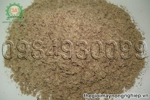Kỹ thuật chế biến bột trùn quế đầy đủ nhất để phục vụ chăn nuôi