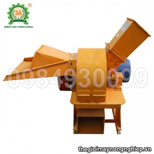 Máy băm dăm gỗ xuất khẩu 3A15Kw